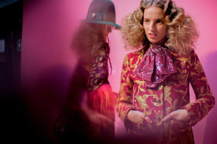 Gucci - Petra Collins - Fashion show in Milan - gucci.com