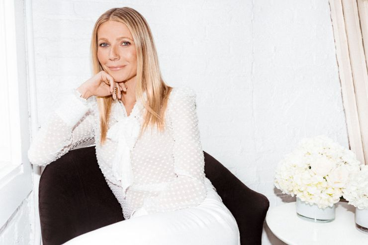 Gwyneth Paltrow - Morning Routine on Eleonore Terzian Blog - Photo by Tom Newton - intothegloss.com