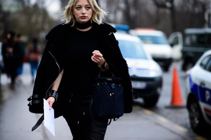 Le 21 ème - Adam Katz - sinding Paris haute couture FW SS 16 - wmagazine.com