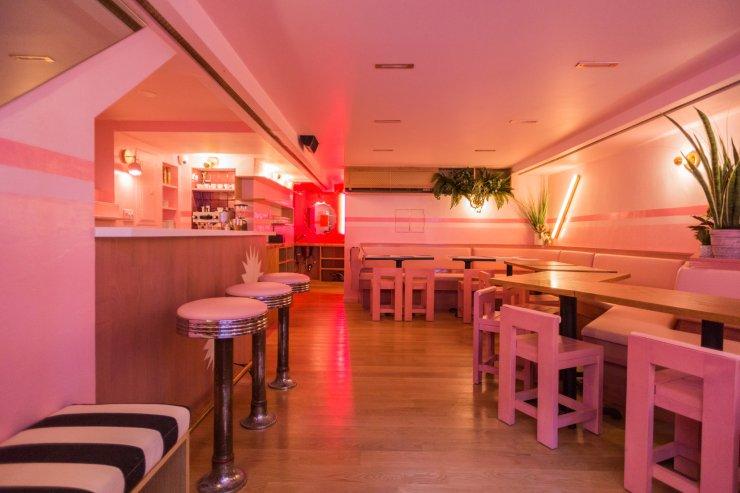 Pietro NoLIta Restaurant New York - Photo by Paul Quitoriano - nytimes.com