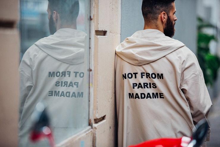 Fashion Week homme printemps-été 2017 de Paris - Vogue