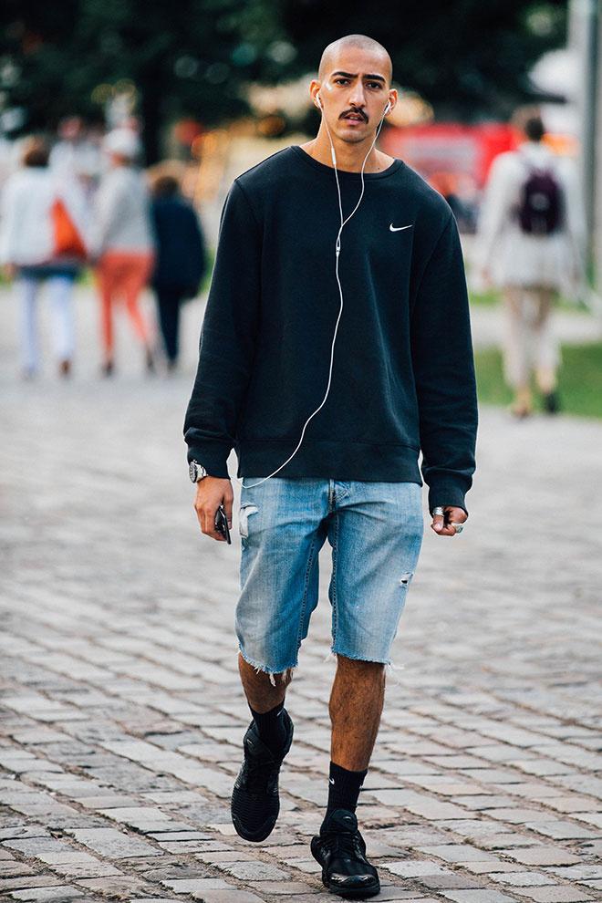 Top STREET STYLE HOMME | Éléonore Terzian MJ33