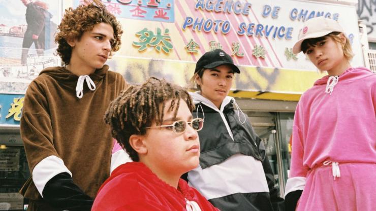 Nattofranco gang - Photographie Bertrand le Pluard - i-d.vice.com