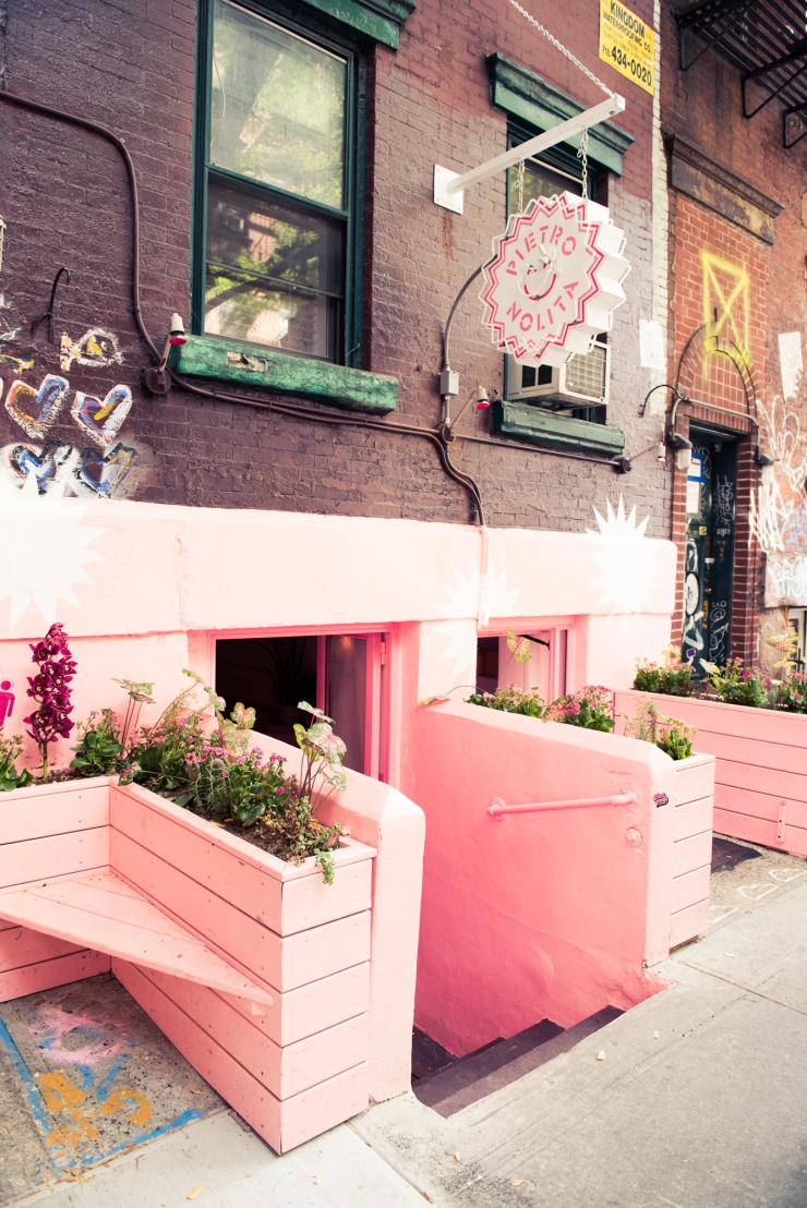 Pietro Nolita - New York - italian healthy restaurant - Photo : Jake Rosenberg - coveteur.com