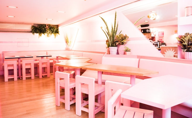 Pietro Nolita - New York - italian healthy restaurant - Photo : Jake Rosenberg - coveteur.com
