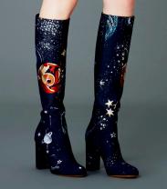 Valentino Pre fall 2015 - galaxy details