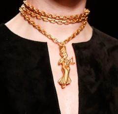 Valentino jewelry details - Zodiac