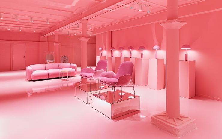 Normann Copenhagen - Flagship store - Showroom - dezeen.com