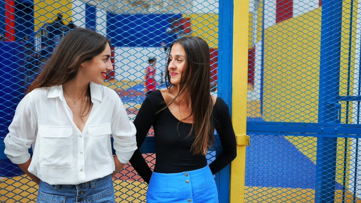 Alexa & Lisa – Fondatrices de Dessù