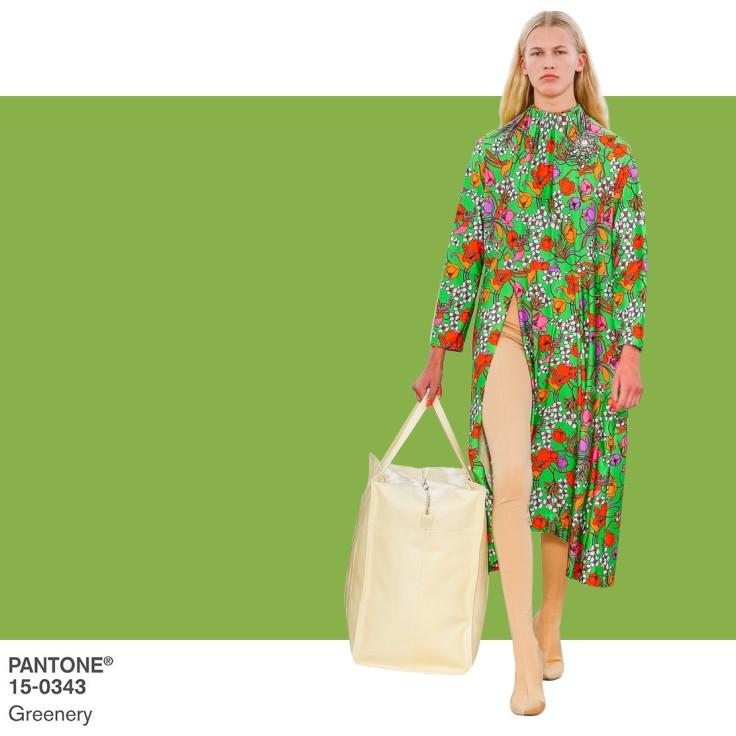 Pantone Greenery - vogue.globo.com