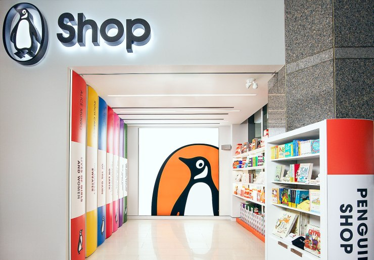 Penguin Random House Canada to Open Retail Location in Toronto - penguinrandomhouse.ca