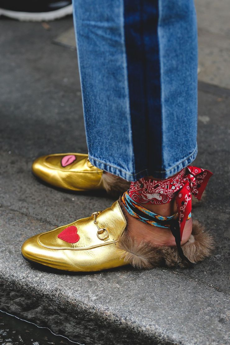 Gucci shoes - Refinery 29