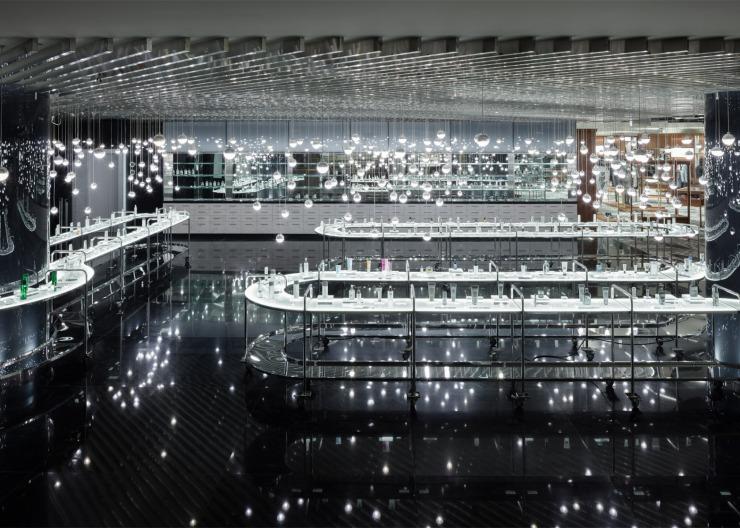 Siam Discovery - Bangkok - Thailand - Nendo - shopping center - dezeen.com