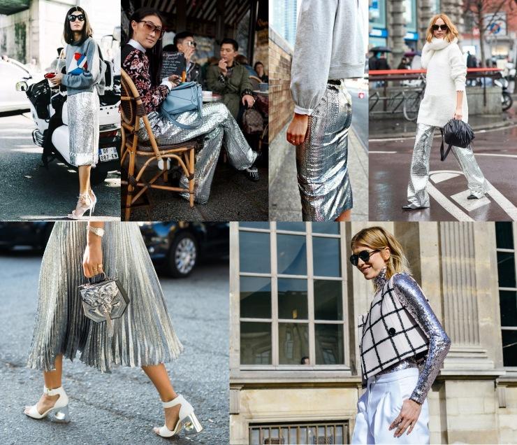 Full metal - Silver trend - Eleonore Terzian Blog Collage - eleonoreterzian.com