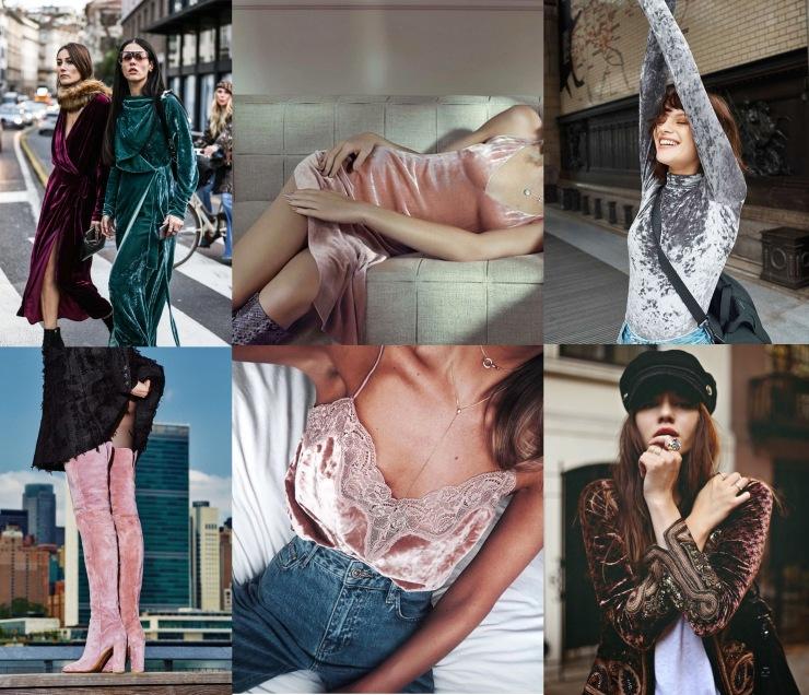 Velvet rules - Eleonore Terzian Blog Collage - eleonoreterzian.com