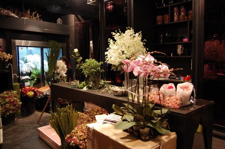 Agnes B Fleuriste - Hong Kong