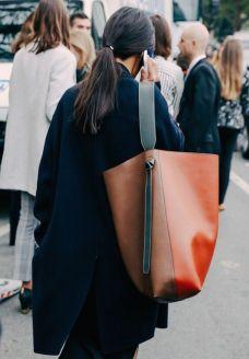 Celine - Street style XL bag