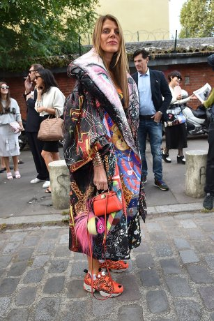 Anna Dello Russo it bag Fendi