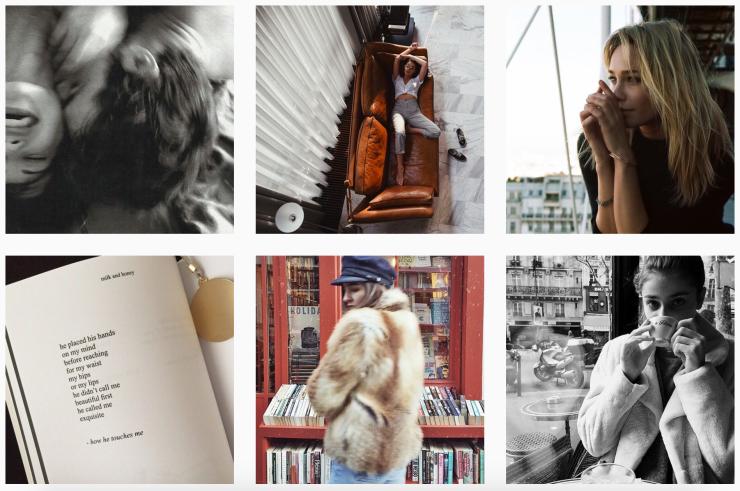 Instagram @lesparisiennesdumonde