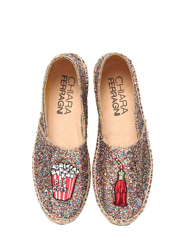 Shoes - Espadrilles - Pop corn - Chiara Ferragni Collection