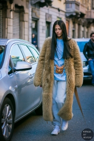 Gilda Ambrosio by styledumonde