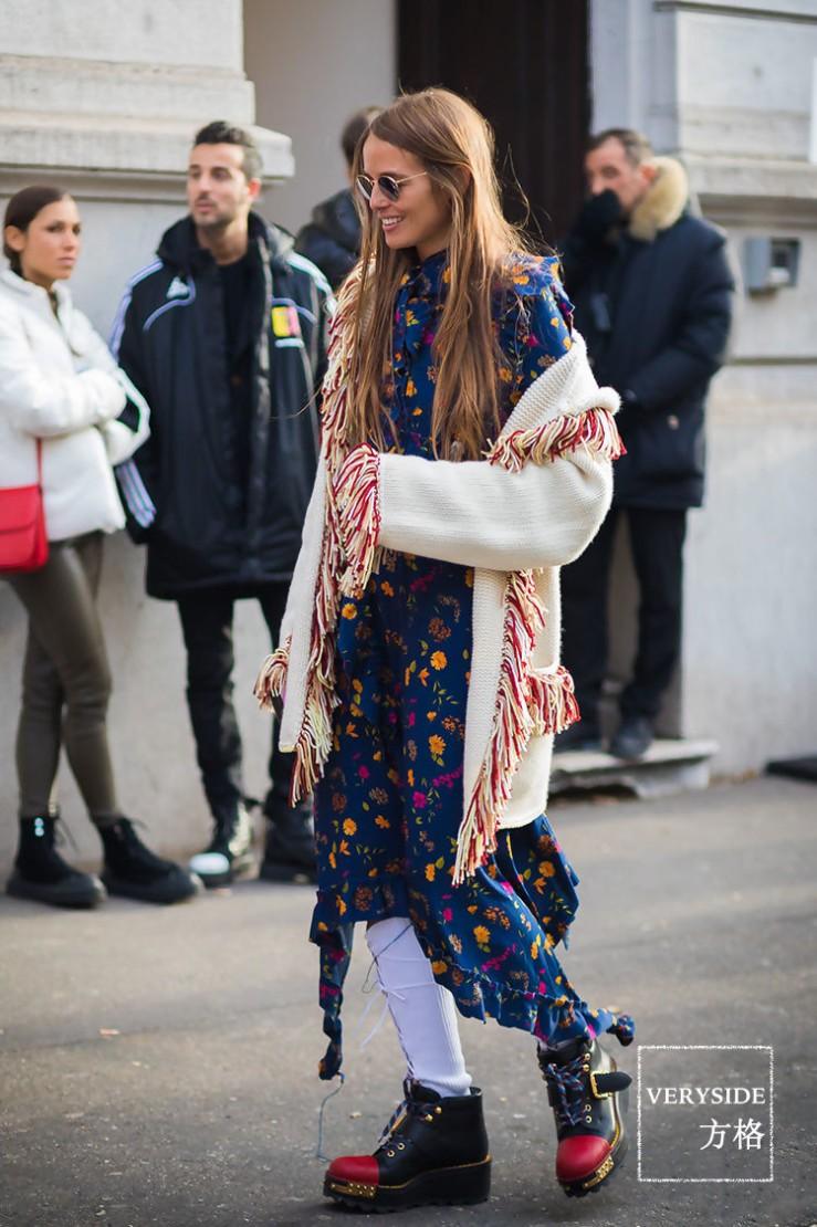 Carlotta Oddi Street style - veryside