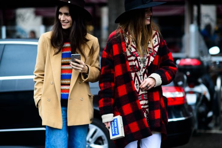 Le 21ème - Chiara Totire and Carlotta Oddi Milan - le21eme.com