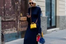 Street style tiny bag
