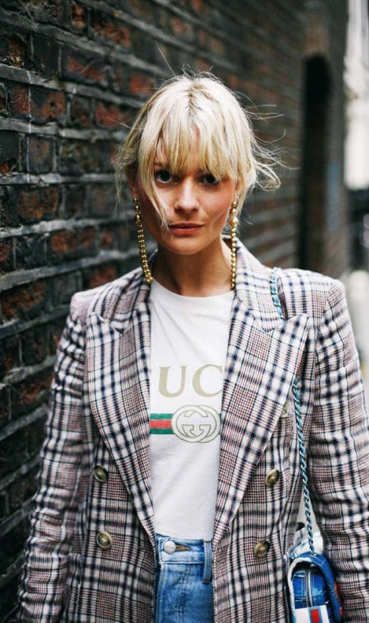 Street style - Gucci t shirt