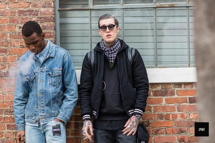 Adonis Bosso & James Edward Quaintance - Nabile Quenum - jaiperdumaveste.com
