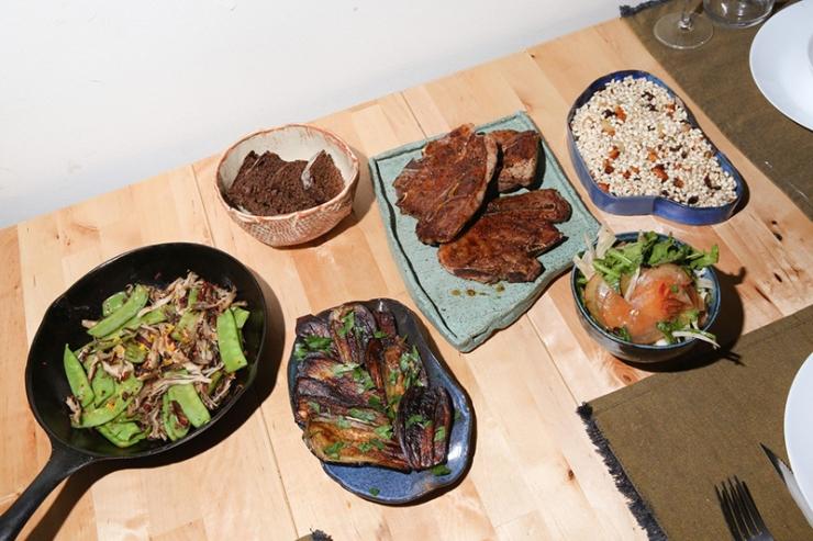 Jonah Reader Food