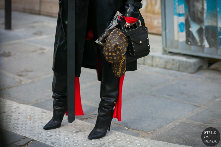 Louis Vuitton x Supreme by styledumonde.com