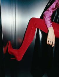 Pink & Red - Balenciaga SS 17 Campaign