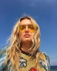 Model Lily Donaldson - Instagram @lilydonaldson