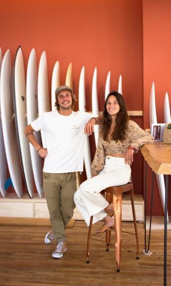 Antonin & Louisa © Colors of Surfing