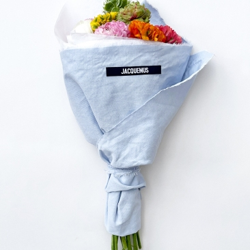 "Pop-up ""Les Fleurs"" - Paris © Jacquemus"