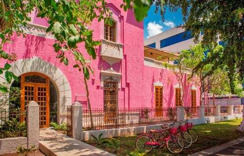 © Rosas y Xocolate - Mérida Mexique